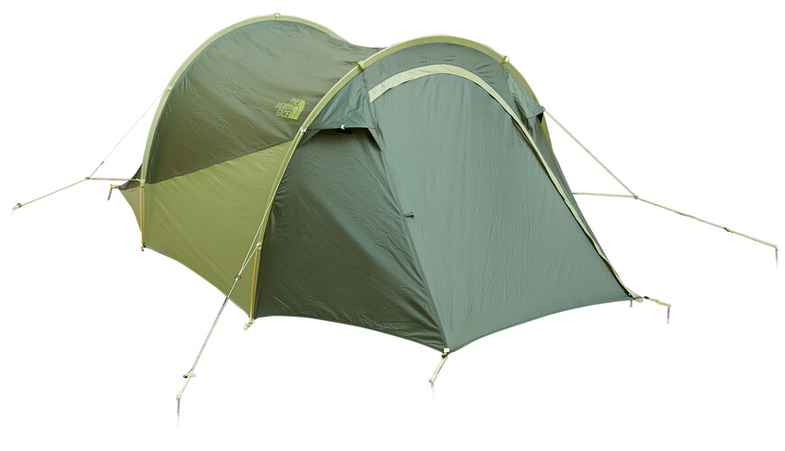 The North Face Heyerdahl 2 tent groen